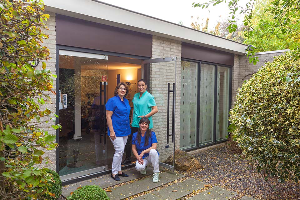Het team bij Van Iersel Wellness&Beauty Oosterhout