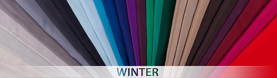 Winter kleur analyse bij Van Iersel Wellness&Beauty Oosterhout