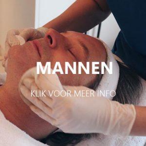Mannen huidverzorging